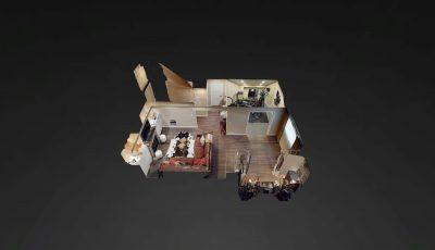 Cranleigh Park 3D Model